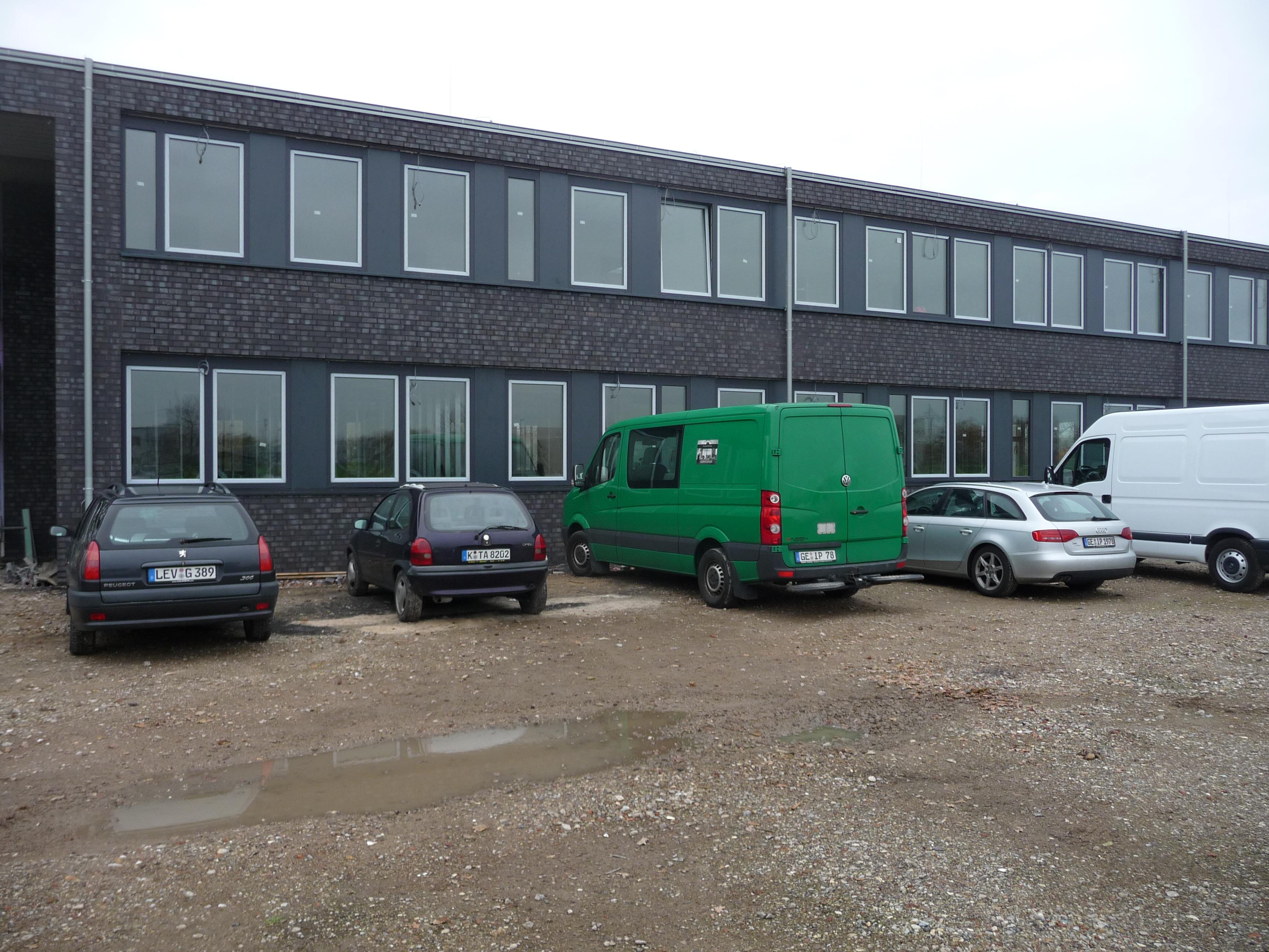 Bürogebäude Moers-Genend